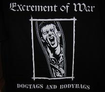 Excrement of War - Shirt